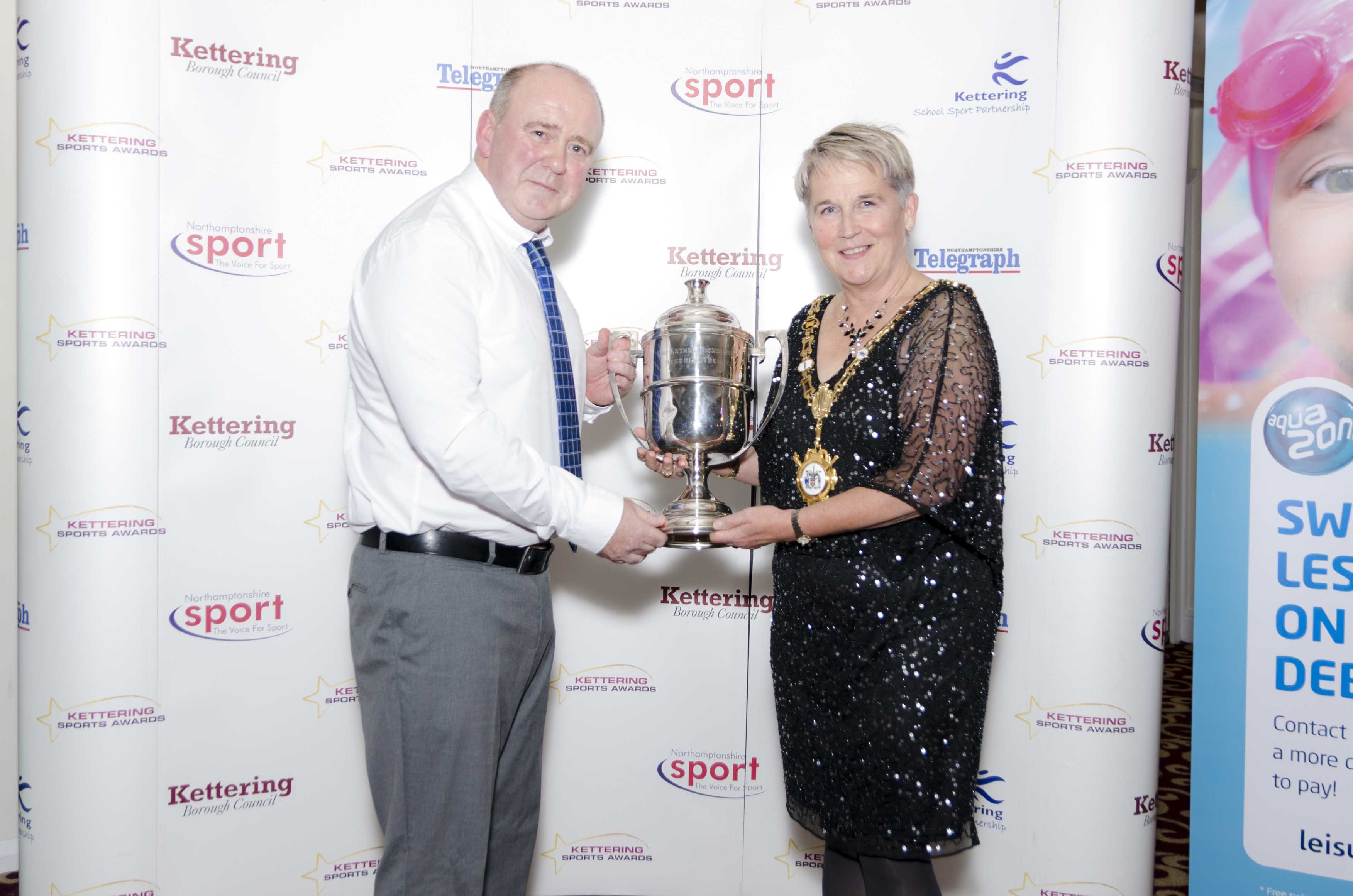 Sports Personality of the Year -Arthur Nicholson Award