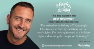 Will Mellor Christmas QUote