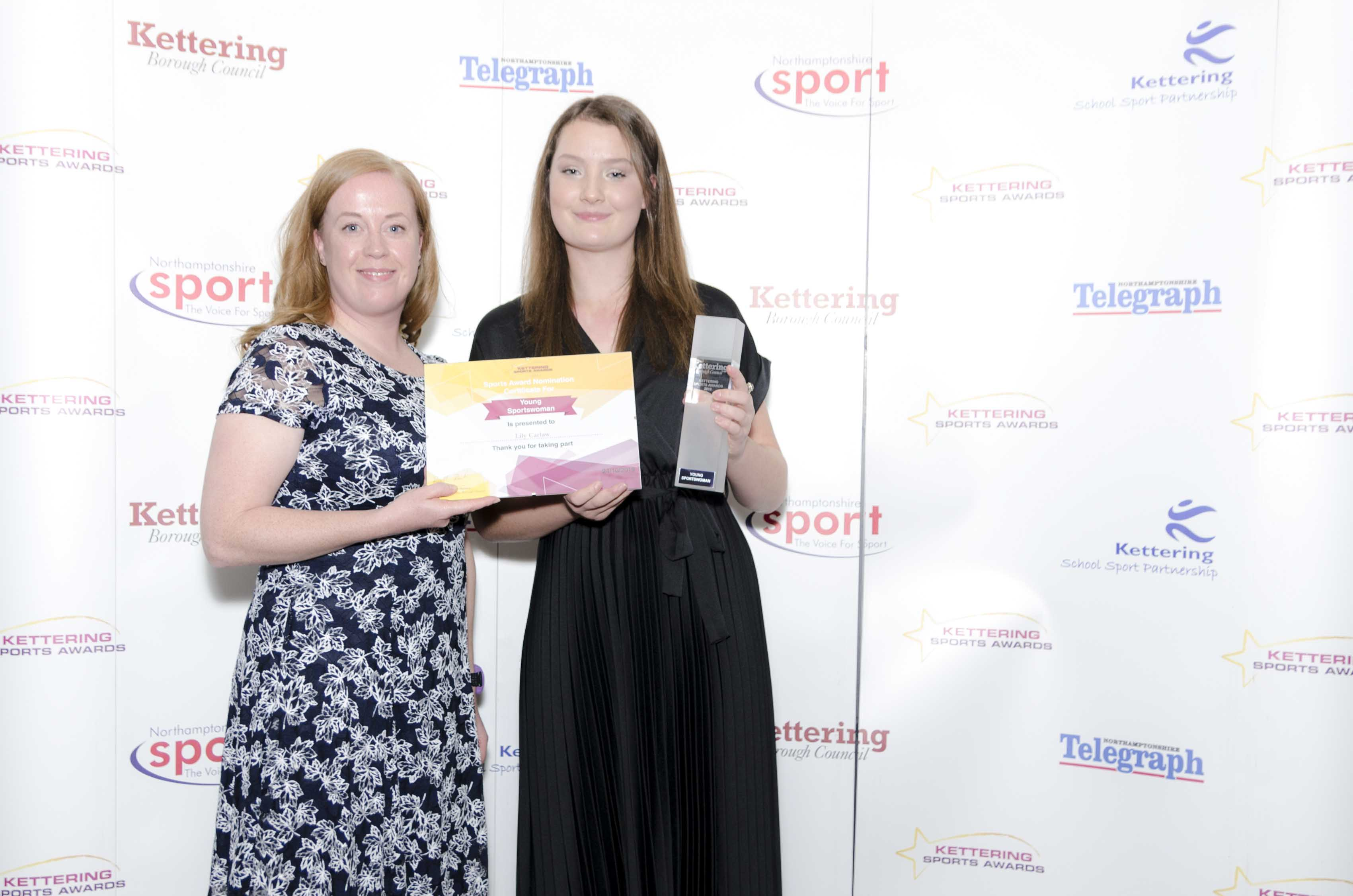 Young Sportswoman - Winner