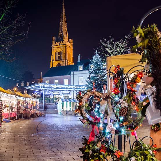 Kettering Christmas Market