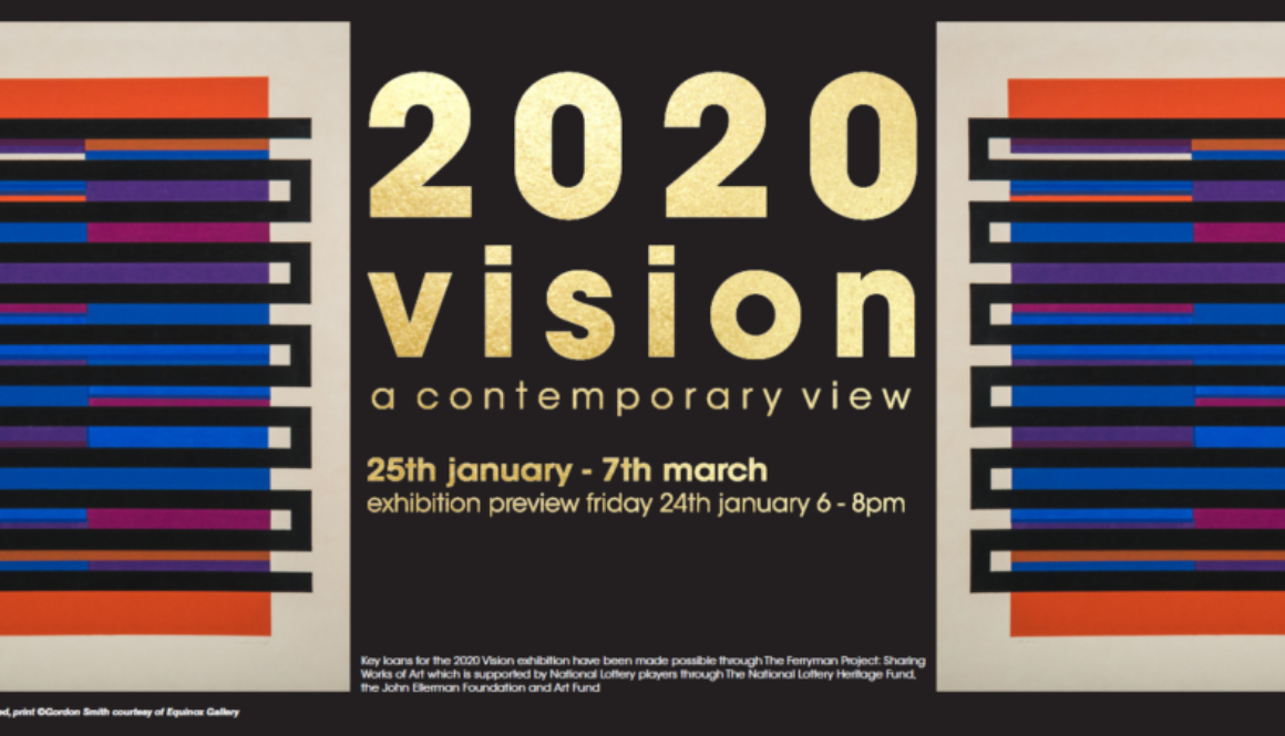 Tate Museum comes to Kettering - 2020 vision