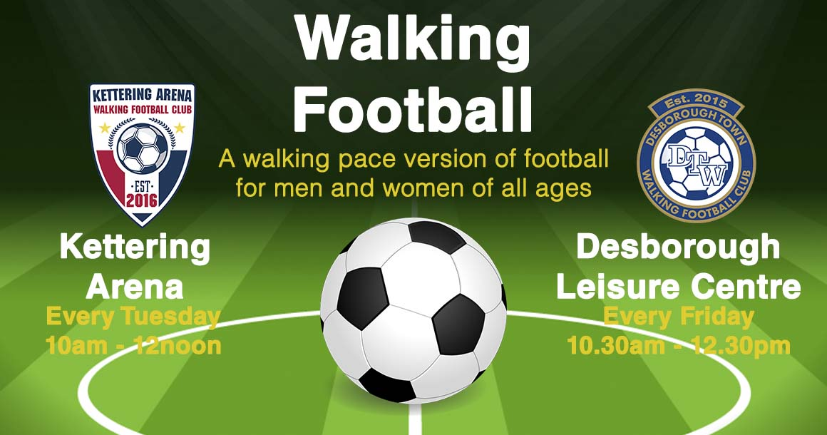 Keep Healthy Kettering Walking Football