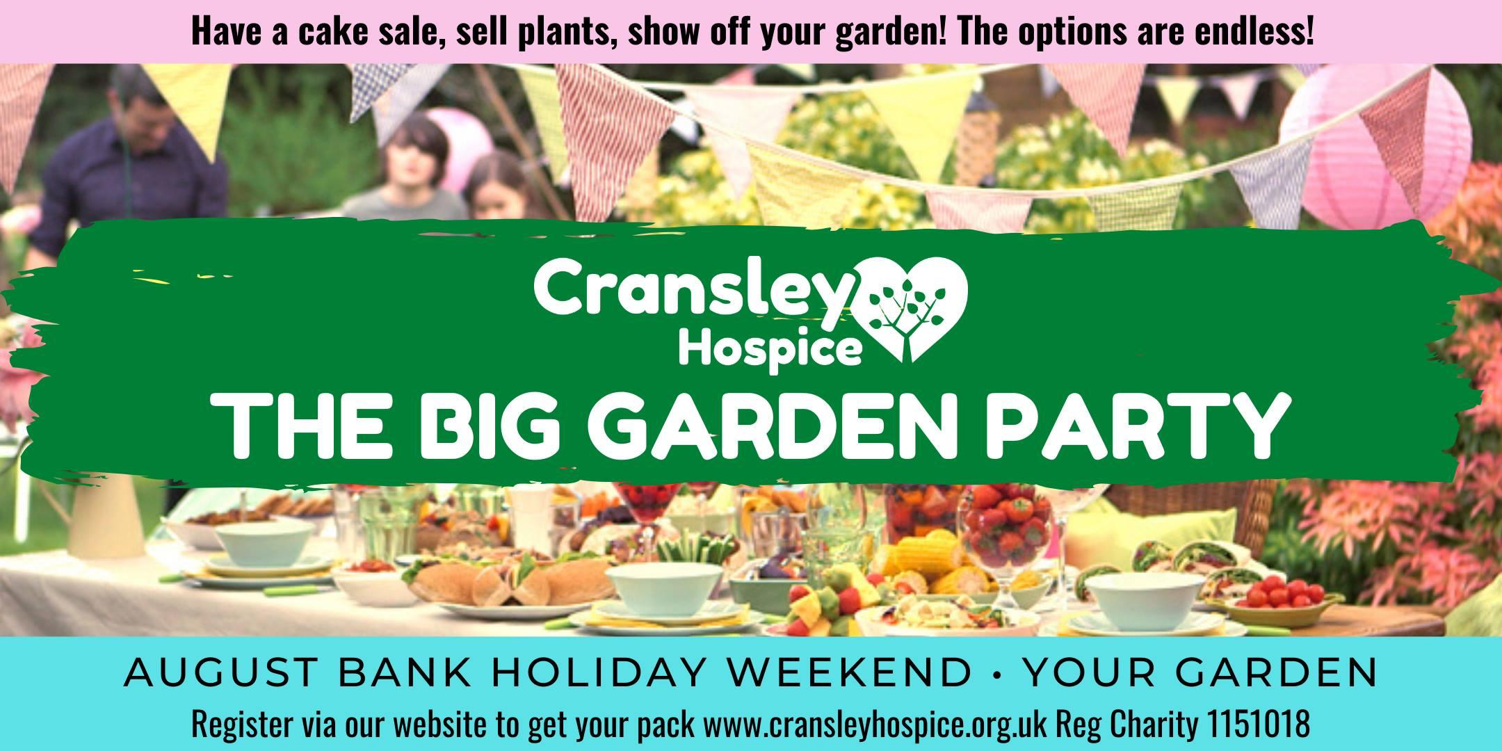 The BIG Garden Party