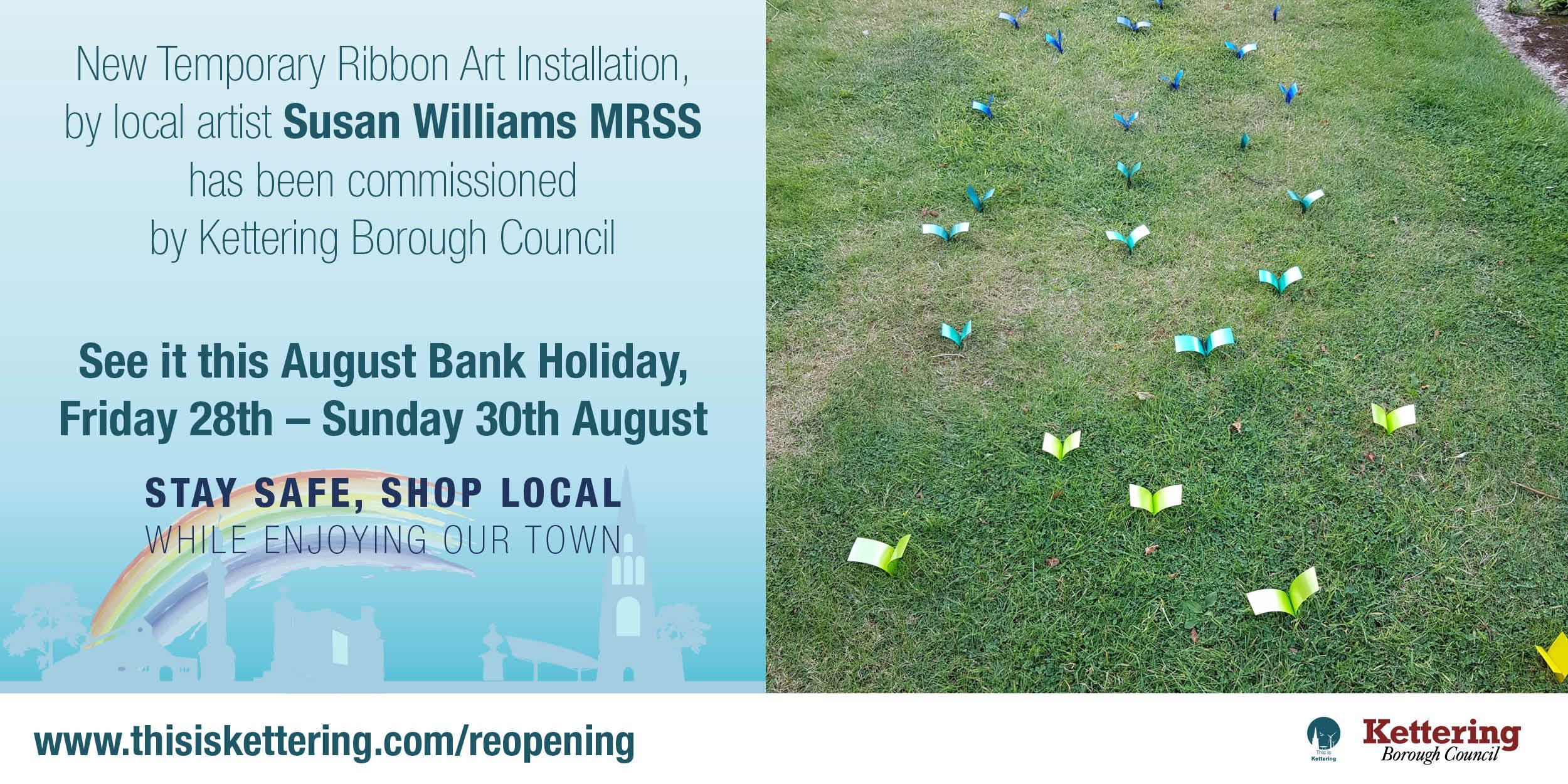 Susan Williams Art Installation