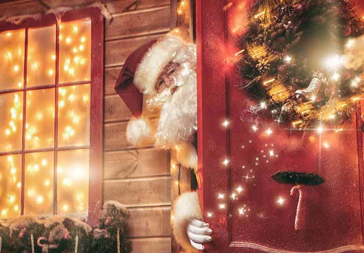 Santa's  Lapland Workshop