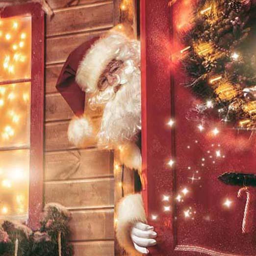 Santa's Lapland Lodge