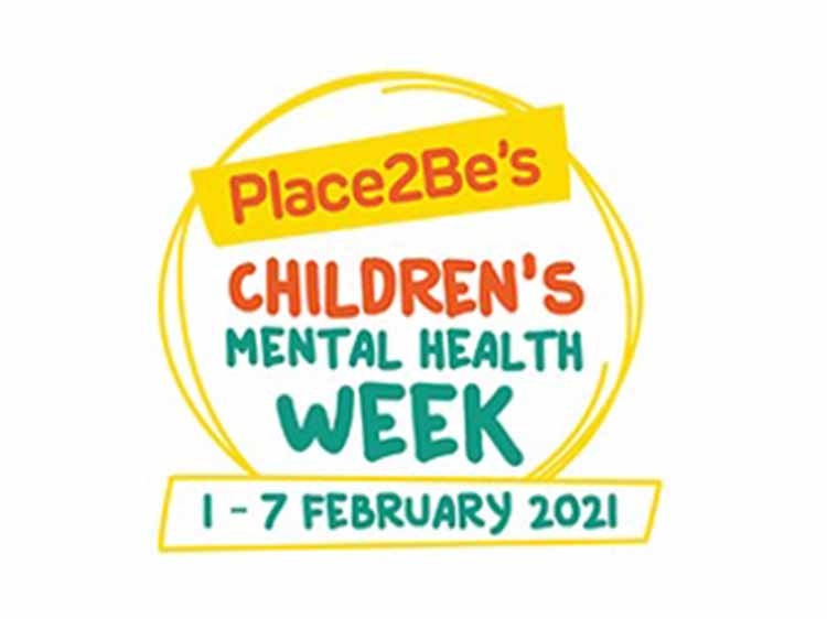 Childrens Mental health week – 1st Feb – 7th Feb