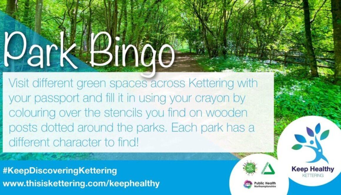 Park Bingo Social Media