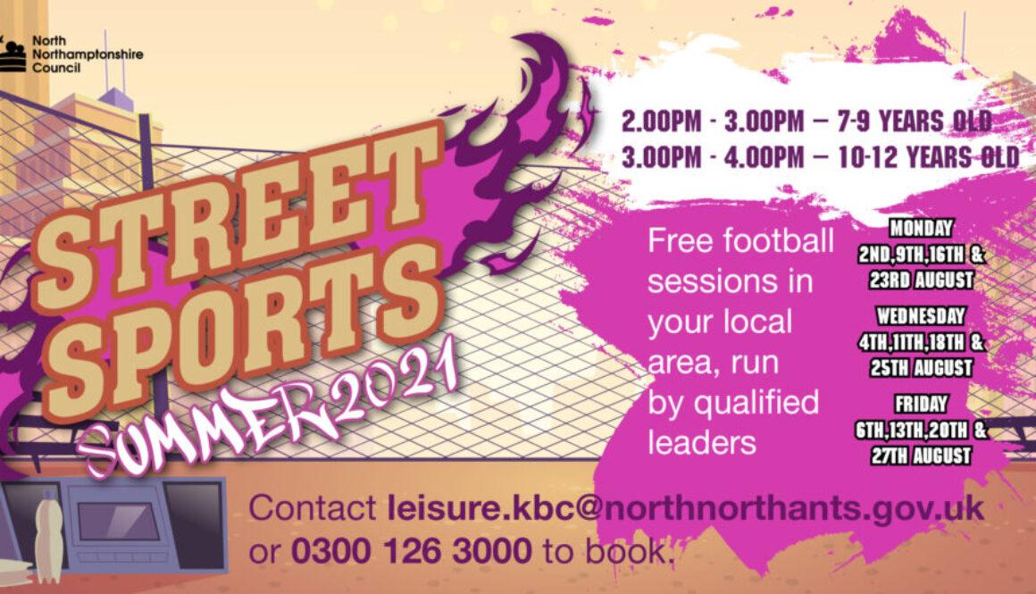 Street Sports 2021 TiK